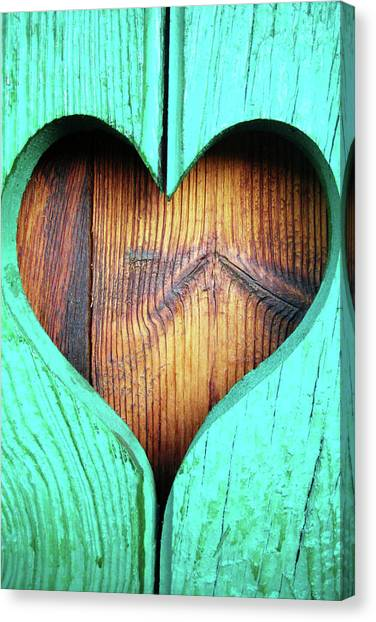 Amor ... Canvas Print