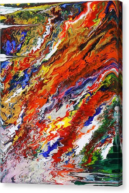 Amplify Canvas Print