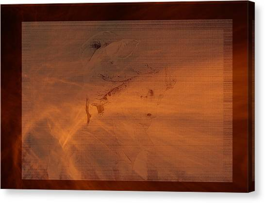 An Unfinished Life Canvas Print