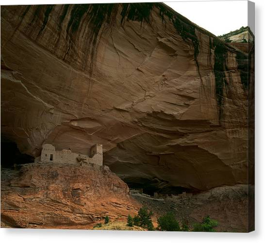 Anasazi Indian Ruin Canvas Print