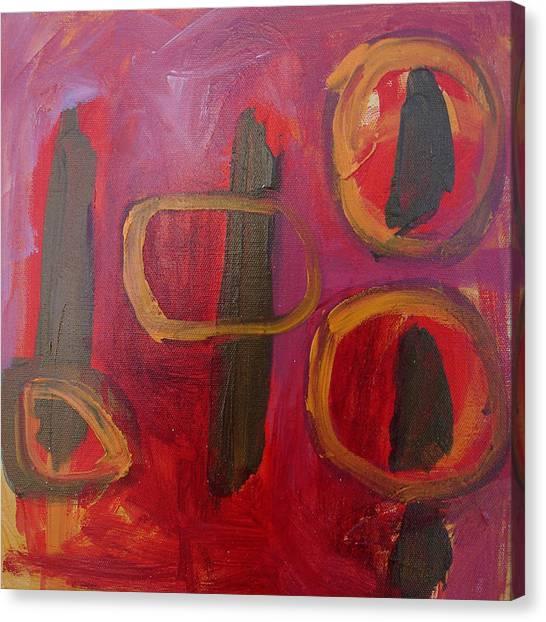 Canvas Print - Ancestral Seeds by Maggie Hernandez