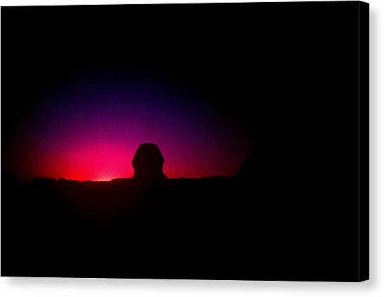 Ancient Evenings Canvas Print