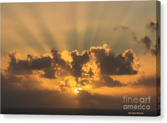 And Then There Was Day Five Canvas Print