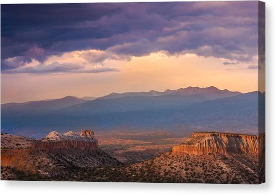 Anderson Overlook Canvas Print
