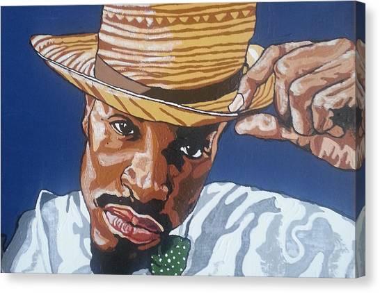 Andre Benjamin Canvas Print