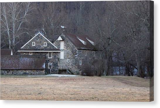 Andrew Canvas Print - Andrew Wyeth Home by Gordon Beck