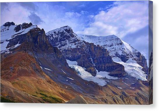 Mount Andromeda Canvas Print