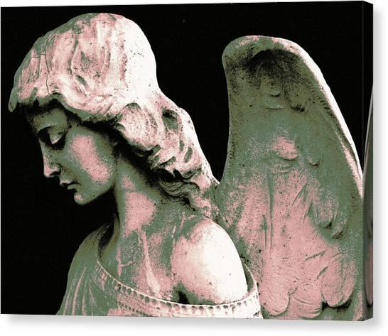 Angel 4 Canvas Print