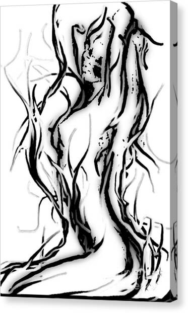 Anger Management Canvas Print