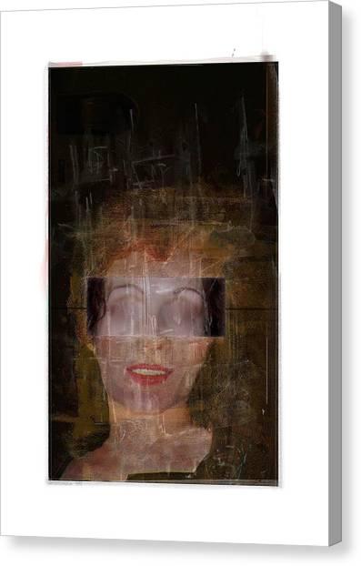 Ann Hos Canvas Print by Nuff
