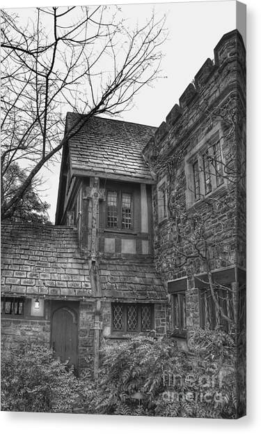 Annex At Ringwood Manor Canvas Print