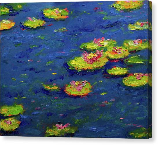 Ann's Pond IIi Canvas Print