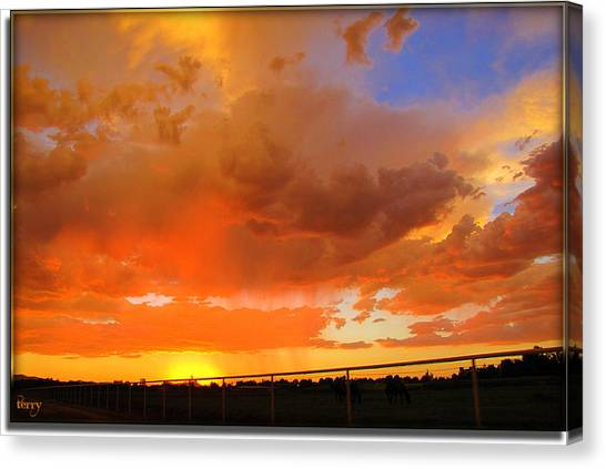 Another Creation For Our Enjoyment Canvas Print