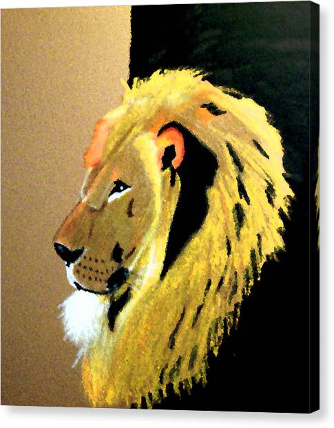 Another Leo Canvas Print