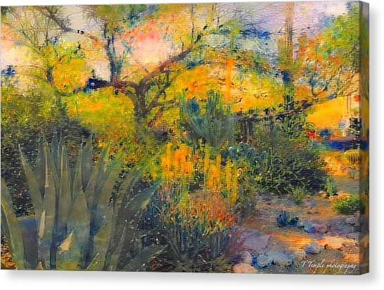 Another Renoir Moment Canvas Print