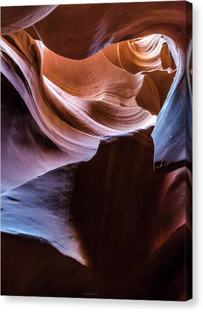 Antelope Canyon 11 Canvas Print