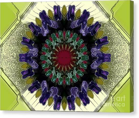 Antibody Canvas Print by Patrick Guidato