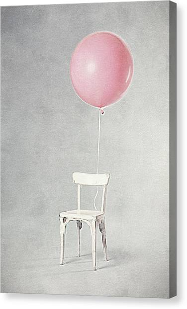Lonliness Canvas Print - Anticipation by Susan Maxwell Schmidt