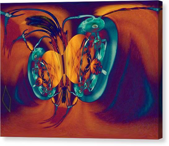 Antsy Series - Genesis Canvas Print