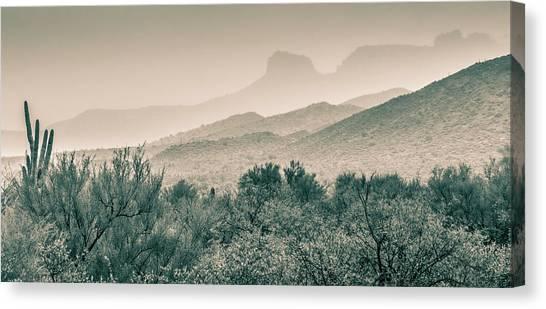 Apache Trail Canvas Print