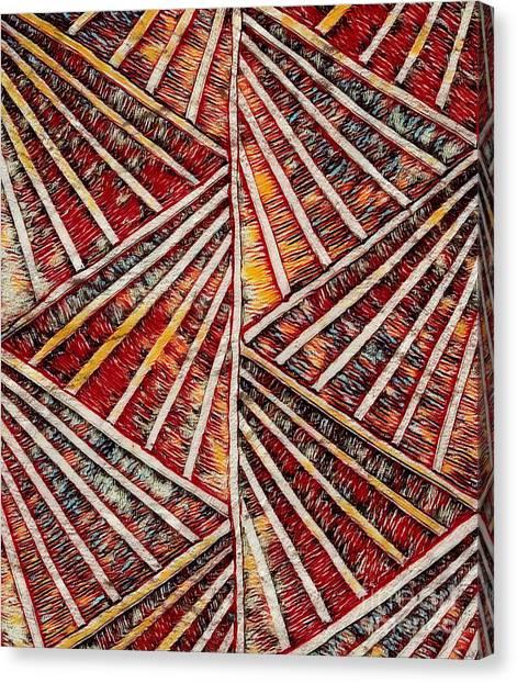 Apartment 12b Canvas Print