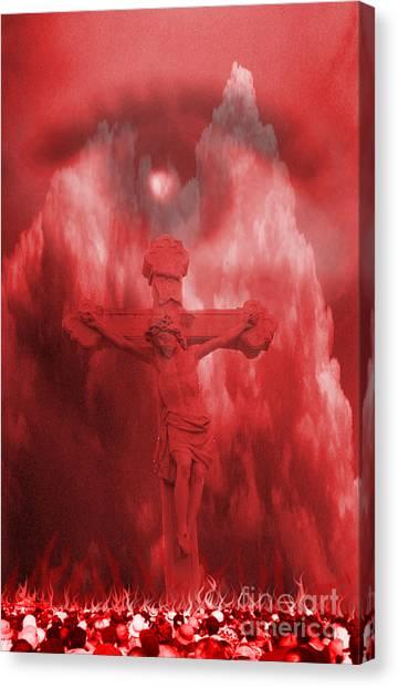 Apocalypse Canvas Print by Jason Williams