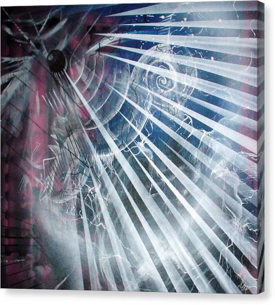 Apocalypse Canvas Print by Leigh Odom
