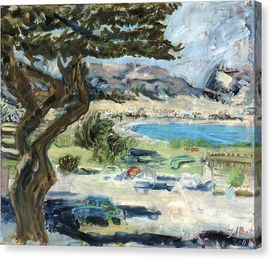 Apollo Bay Canvas Print by Joan De Bot