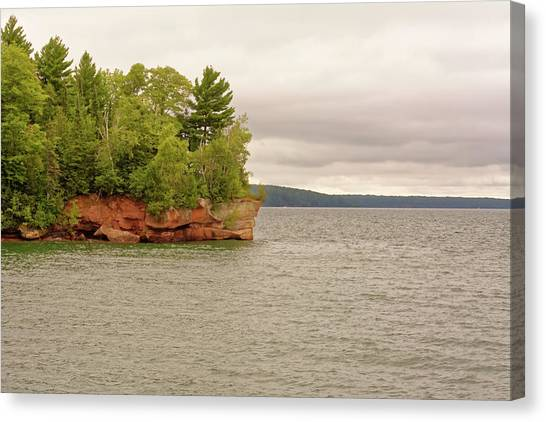 Apostle Islands Canvas Print