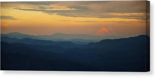 Appalachian Sky Canvas Print