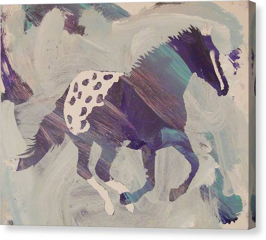 Appaloosa Dreams Canvas Print