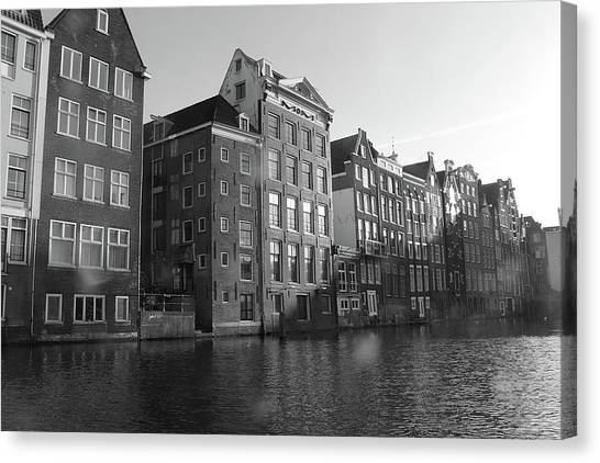 Canvas Print featuring the photograph Architecture 4 by Scott Hovind