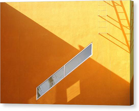 Canvas Print - Architecture Study 8 by Dale Hart