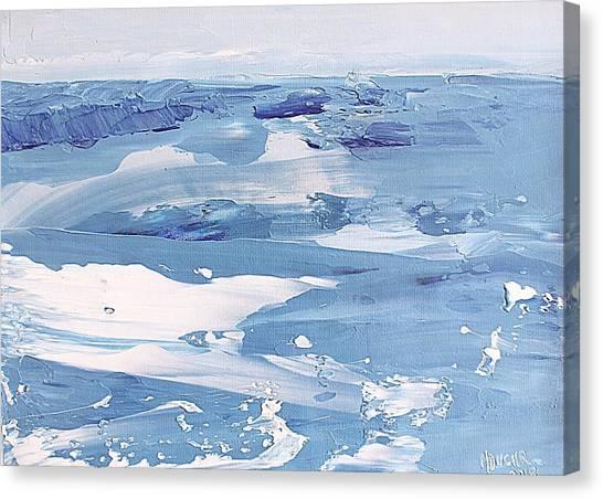Arctic Ocean Canvas Print