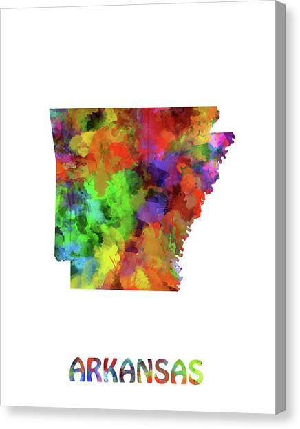 Northwest Arkansas Canvas Prints | Fine Art America