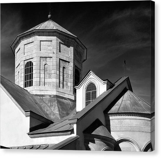Armenian Church. Lviv, 2011. Canvas Print