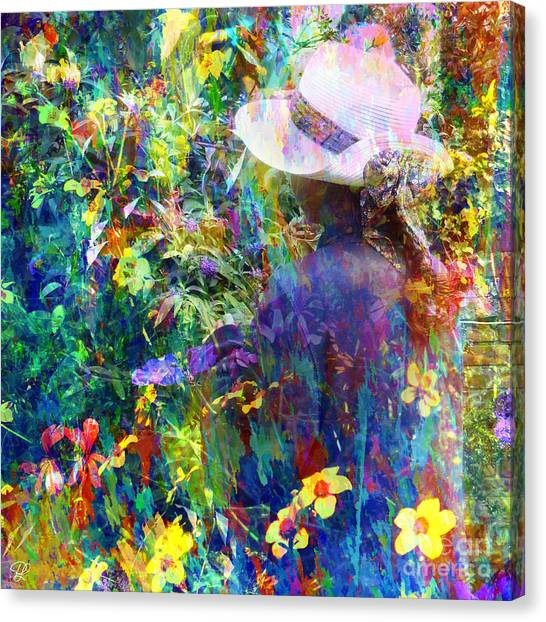 Aromatherapy Canvas Print