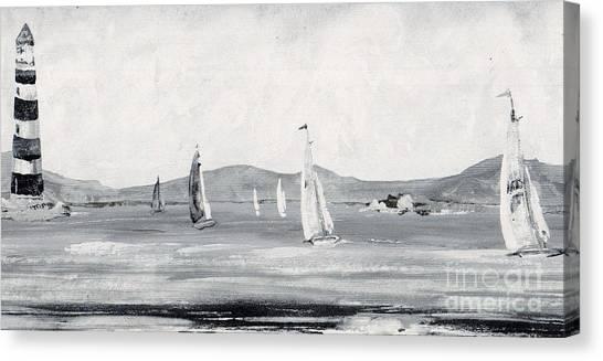 Around The Cape Canvas Print