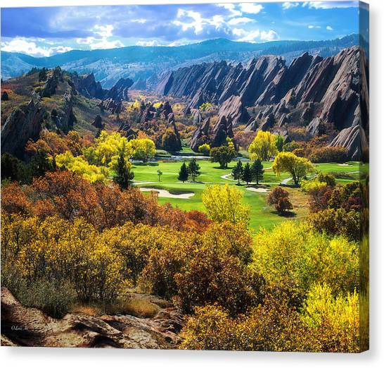 Arrowhead  Canvas Print