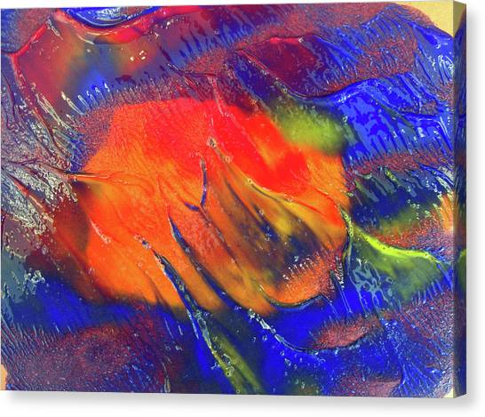 Art 0a Canvas Print by Leigh Odom