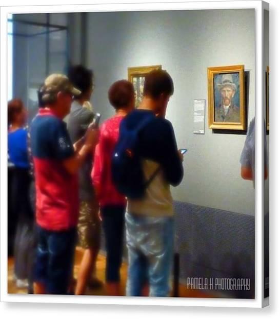 Rijksmuseum Canvas Print - #art #artist #artgallery #gallery by Pamela Harridine