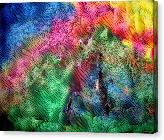 Art Leigh Odom 0004 Canvas Print by Leigh Odom