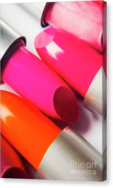 Industry Canvas Print - Art Of Beauty Products by Jorgo Photography - Wall Art Gallery