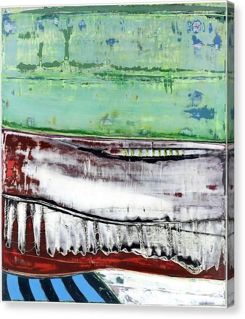 Art Print Abstract 97 Canvas Print
