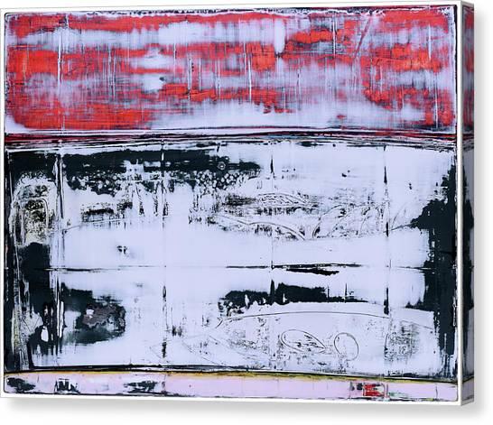 Art Print Abstract 99 Canvas Print