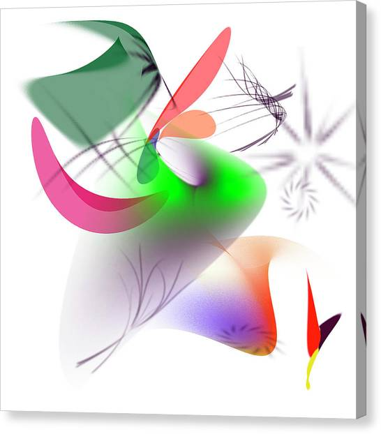 Art_0004 Canvas Print