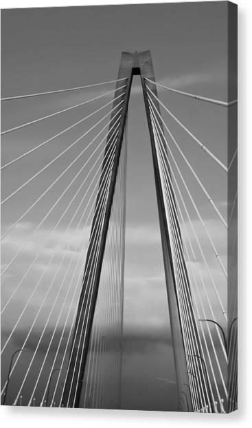 Arthur Ravenel Jr Bridge II Canvas Print