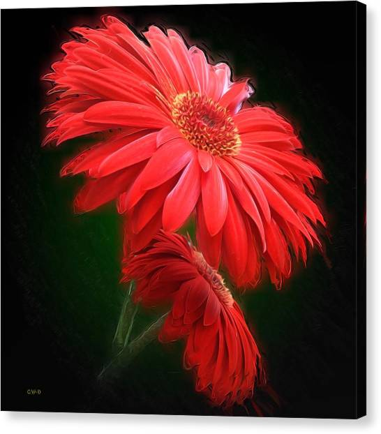 Artistic Touch Canvas Print
