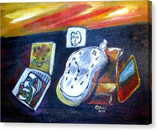 Artists Dream Canvas Print
