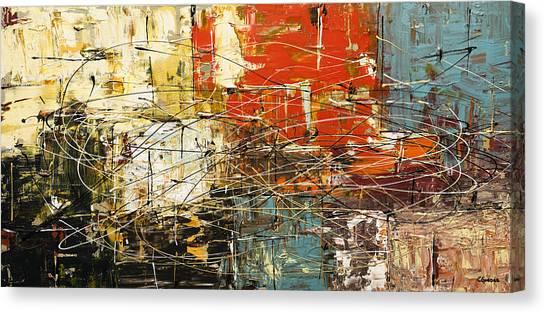 Artylicious Canvas Print
